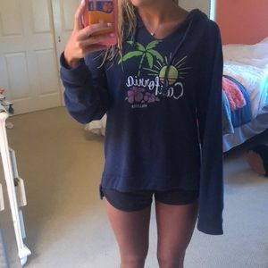 Perfect condition hollister hoodie